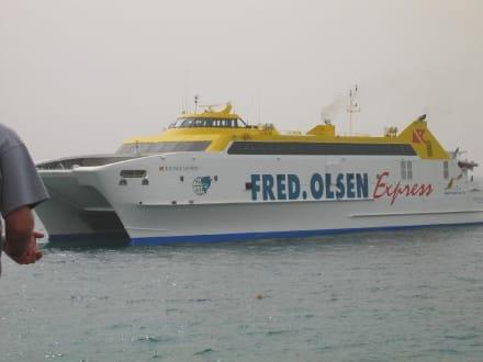 Fred. Olsen - Transport