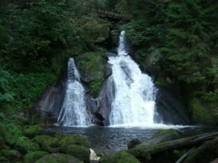 Triberger Wasserfälle - Triberger Wasserfälle