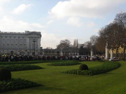 Palace Buckingham London - Buckingham Palace