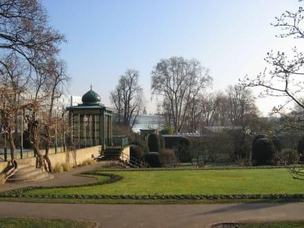Garten - Wilhelma
