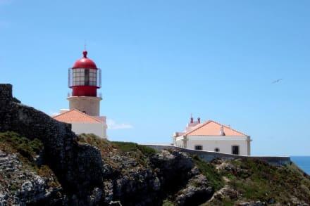 Leuchtturm - Cabo de Sao Vicente