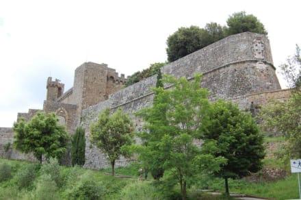 Festung Montalcino - Festung Montalcino