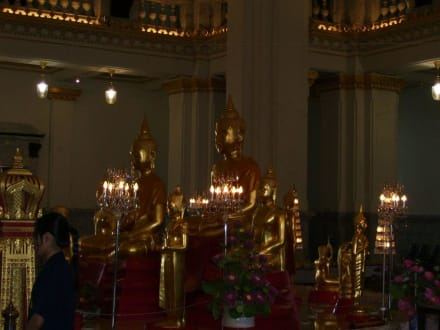Im Tempel - Wat Sothon