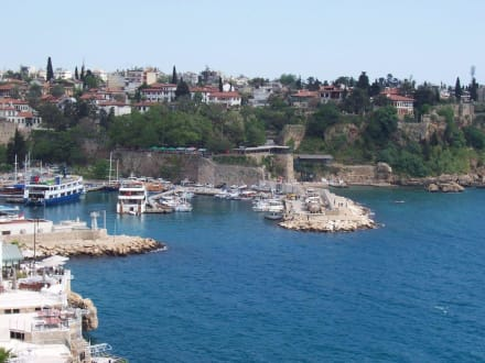 Hafen von Antalya - Hafen Antalya