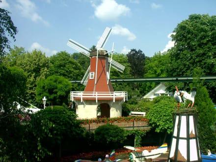 Themenbereich Holland - Europa-Park