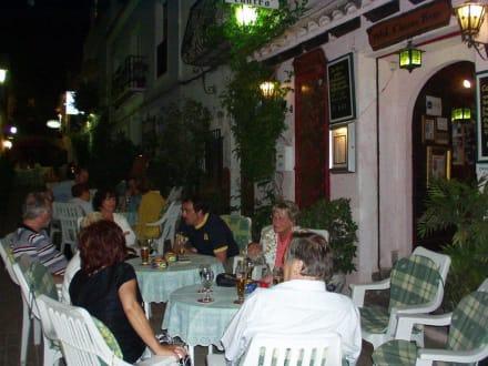 Die Bar CUATRO in Calpe - Cuatro Bar