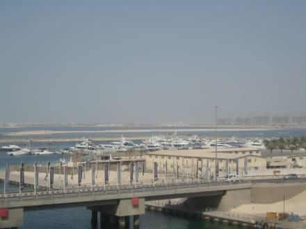 Ausblick Grosvenor House - Dubai Marina