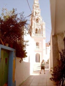 Archangelos an der Ostküste von Rhodos - Erzengel Michael Kirche