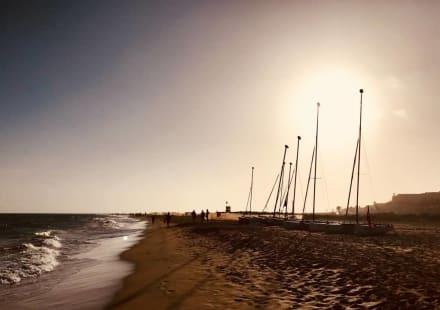 After work... - Kite & Surfschule Surfers Island