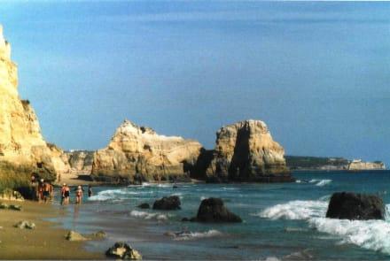 Praia da Rocha, Strand - Strand Praia da Rocha