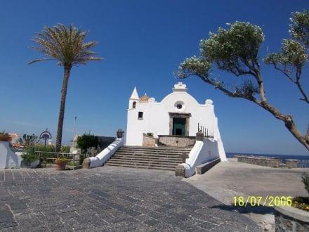 Santa Maria del Soccorso - Soccorso-Kirche