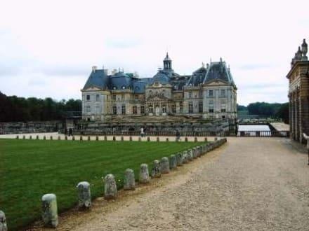 Vaux Le Vicomte - Schloss Vaux Le Vicomte