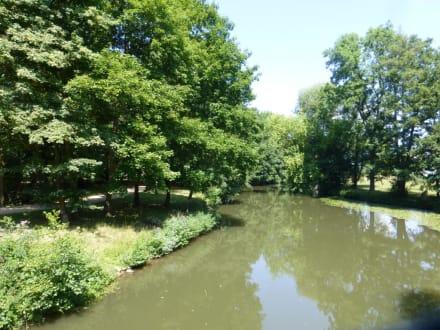 Bad KiГџingen Luitpoldpark