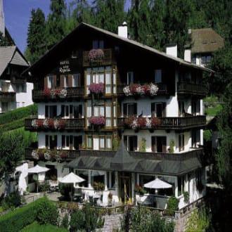 Aussenansicht - Hotel Regina