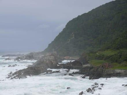 Atemberaubende Küste - Tsitsikamma National Park