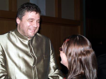 Direktor des Sungates - HolidayCheck Award Gala