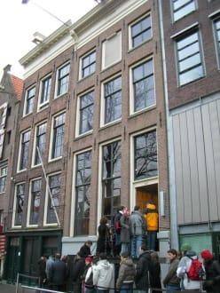 Anne Frank Haus - Anne Frank Haus