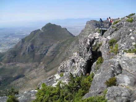 Aussichtspunkt - Tafelberg