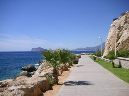 Weg am Penon de Ifach - Penyal d'Ifac