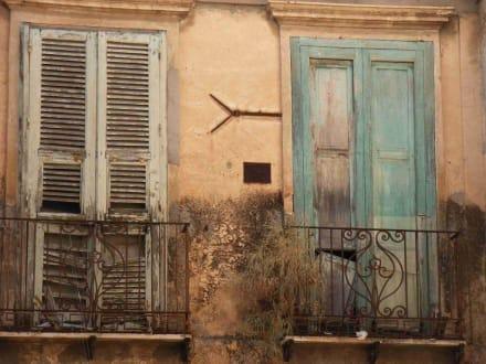 Balkone - Altstadt Tropea