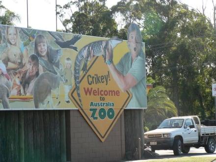 Willkommen im Australia Zoo! - Australia Zoo