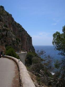 Cap Vermell (auf dem Weg zu den Höhlen von Arta) - Höhlen von Arta/Cuevas de Artá