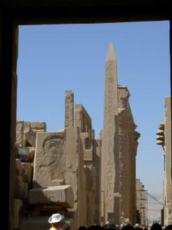 Tempel - Luxor Tempel