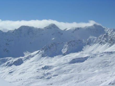 Vom Weisshorn - Skigebiet Arosa Lenzerheide