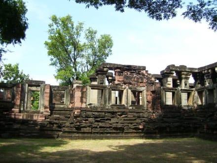 Ruinen von Pimai - Khmer Tempel