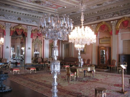 Rosa Salon - Dolmabahce Palast