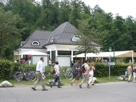 Ticket-Center Neuschwanstein - Schwangau