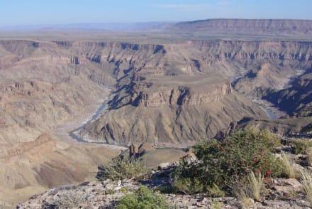 Fish River Canyon - Fishriver Canyon