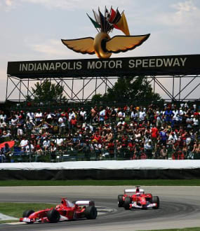 Formel 1 in Indianapolis - Indianapolis Motor Speedway