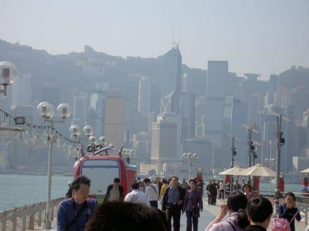 Hongkong Island - Avenue of Stars