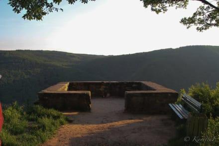 Aussichtspunkte Hessen