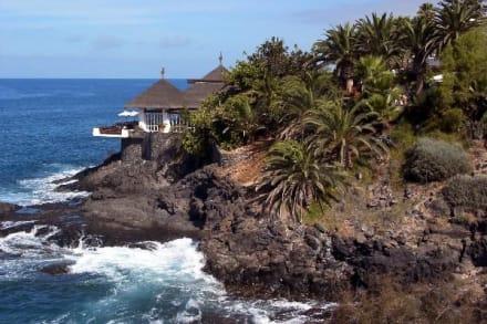 Küste Playa de las Americas - Strand Playa de las Americas