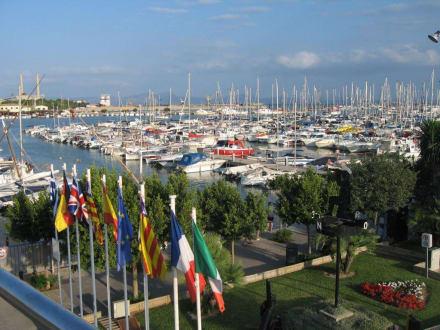 Yachthafen von Alcudia - Yachthafen Alcudia