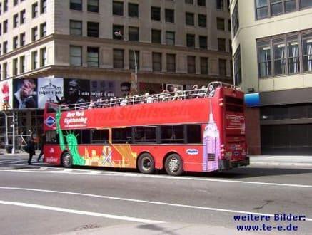 Stadttour - Bus - Transport