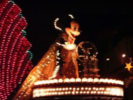 Lichterparade im Magic Kingdom - Disney World - Magic Kingdom