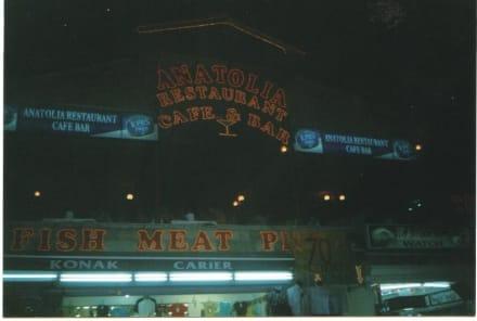 Noch ne Bar in Side: Anatolia - Anatolia