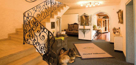 Eingangshalle - Allgäuer Landhaus Ferienwohnungen