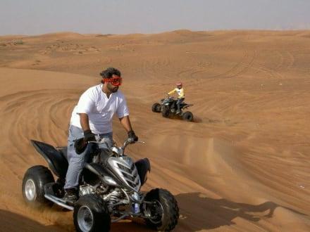 Safari - Wüstentour Dubai