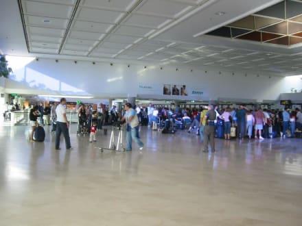 Arrecife Airport! - Flughafen Arrecife (ACE)