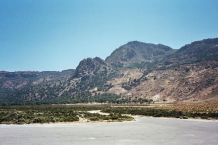 Nisyros, In der Caldera - Vulkankrater auf Nisyros