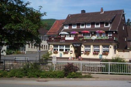 Hotel Zur Post Wieda Bewertung