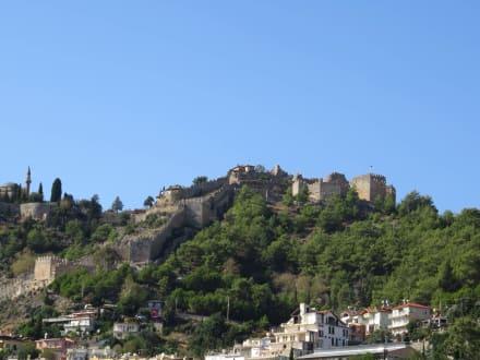 Befestigungsanlage - Roter Turm - Kizil Kule