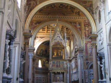 Lateransbasilika - Basilika San Giovanni in Laterano