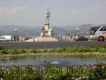 Sonstige Sehenswürdigkeit - Piazza Michelangelo