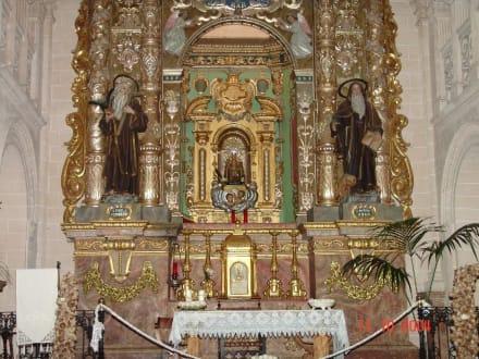 Eremita N. S. de Bonany -Altar - Kloster Bonany