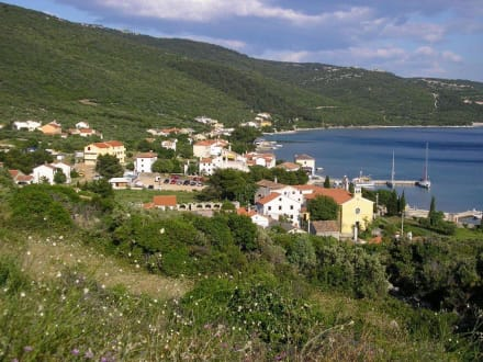 Martinscica auf der Insel Cres, Kroatien - Martinscica